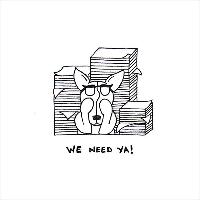 We Need YaSITdE